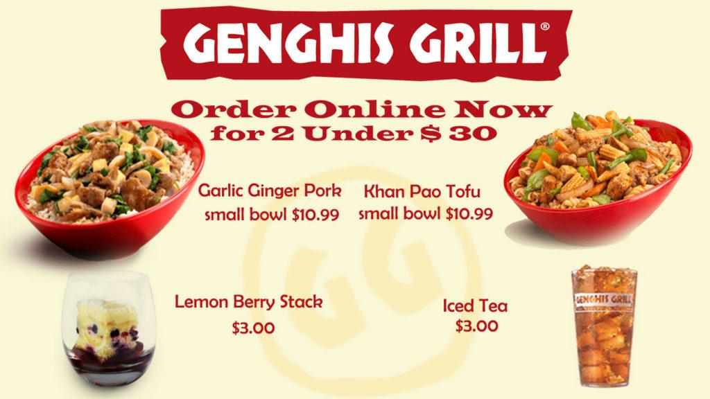 Order 2 for under $30