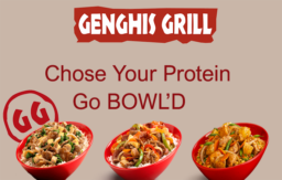 Choose Your Protein Go Bowl'd