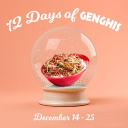 12 Days of Genghis